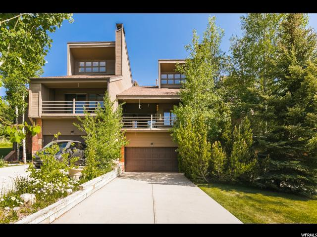 4122 Saddleback Rd, Park City, UT 84098 (#1570236) :: Red Sign Team