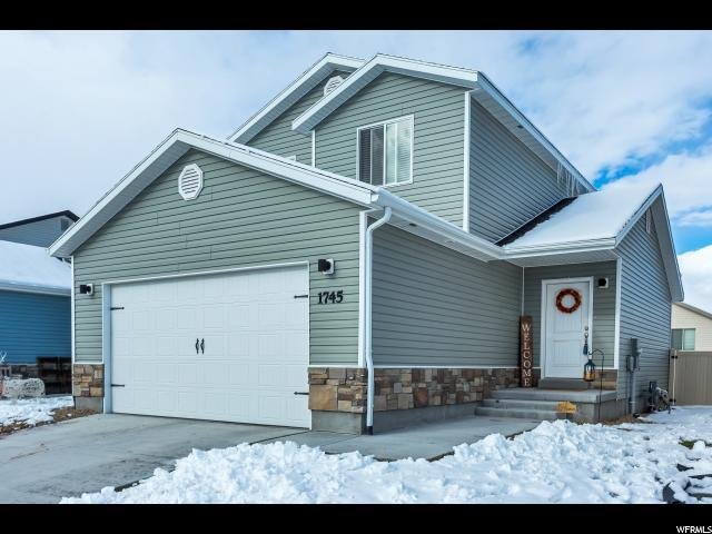 1745 E Downwater St S, Eagle Mountain, UT 84005 (#1570240) :: The One Group