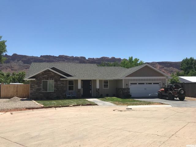 1248 Lulu Ln, Moab, UT 84532 (#1570274) :: Bustos Real Estate | Keller Williams Utah Realtors