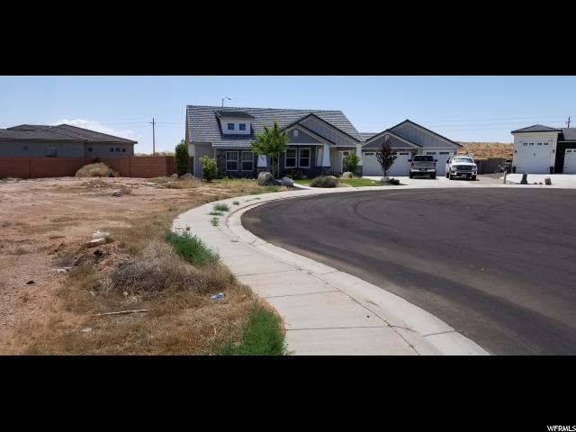 3687 W 2540 S, Hurricane, UT 84737 (#1570293) :: Bustos Real Estate | Keller Williams Utah Realtors