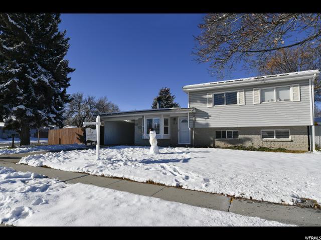 4480 S Honeywood Ln W, West Valley City, UT 84120 (#1570329) :: Powerhouse Team   Premier Real Estate