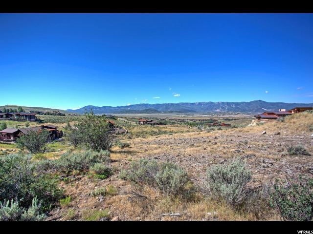 7594 N Outpost Way, Park City, UT 84098 (#1570335) :: Colemere Realty Associates
