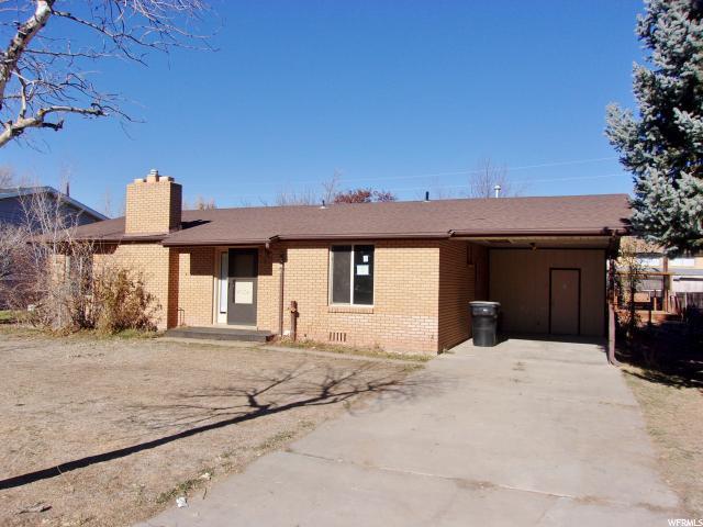 541 E 550 N, Roosevelt, UT 84066 (#1570341) :: Bustos Real Estate   Keller Williams Utah Realtors