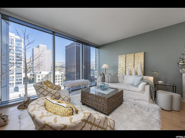 35 E 100 St S #1102, Salt Lake City, UT 84111 (#1570397) :: Big Key Real Estate