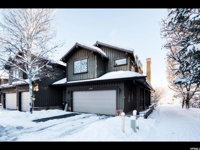 2208 Jupiter View Way #27, Park City, UT 84060 (#1570402) :: Powerhouse Team | Premier Real Estate
