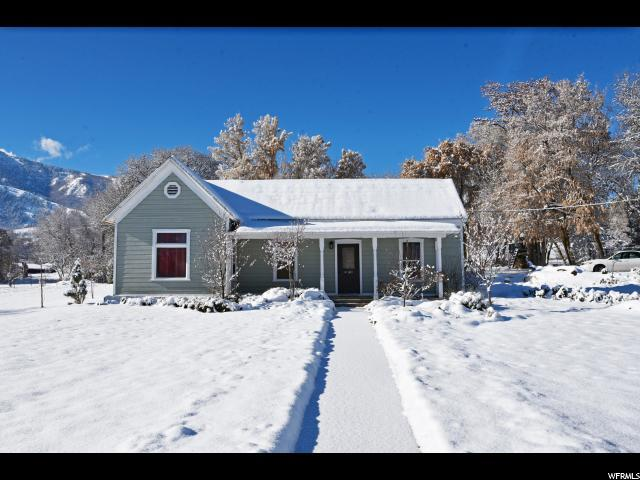367 N Main St, Mendon, UT 84325 (MLS #1570423) :: Lawson Real Estate Team - Engel & Völkers