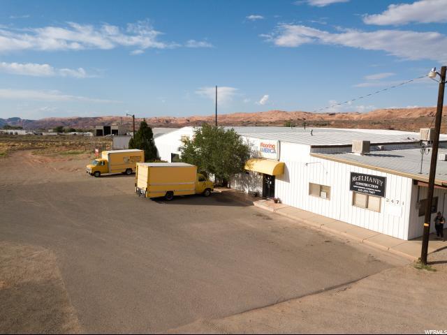 2471 S Highway 191, Moab, UT 84532 (#1570439) :: Bustos Real Estate | Keller Williams Utah Realtors