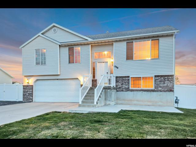 588 S 900 W, Tooele, UT 84074 (#1570505) :: The One Group
