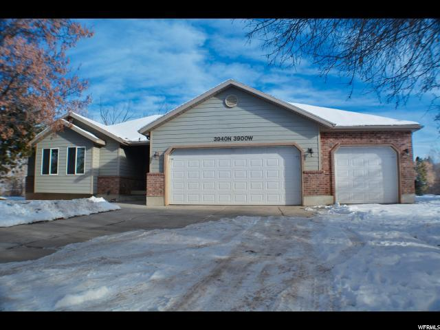 3940 N Morgan Valley Dr W, Peterson, UT 84050 (#1570525) :: Red Sign Team
