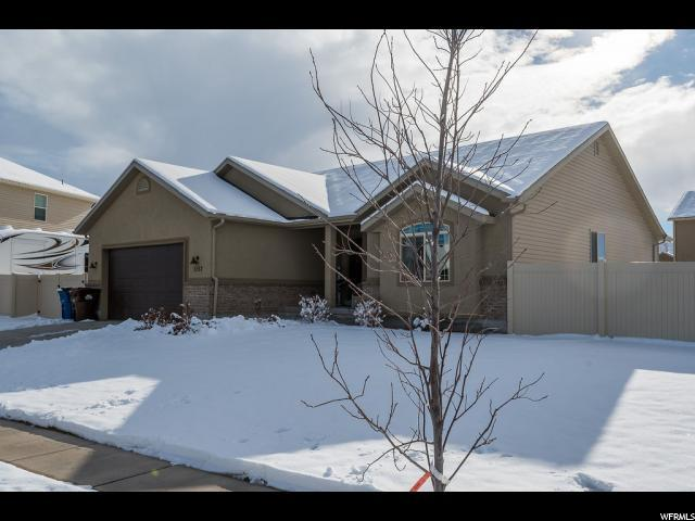 1152 Raven Way, Eagle Mountain, UT 84005 (#1570534) :: Red Sign Team