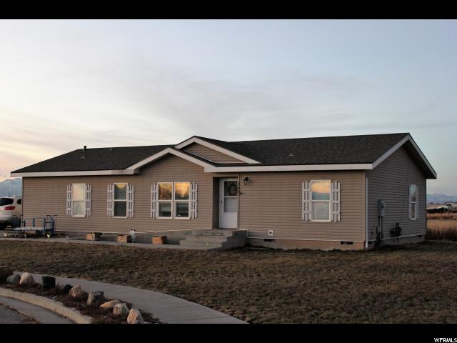 349 W 150 Dr N, Hyde Park, UT 84318 (#1570545) :: The One Group