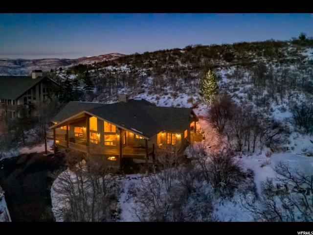 7785 Tall Oaks Dr, Park City, UT 84098 (#1570568) :: Powerhouse Team | Premier Real Estate