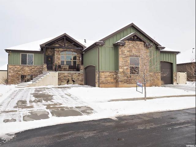 5814 Arlington, Mountain Green, UT 84050 (#1570605) :: Keller Williams Legacy