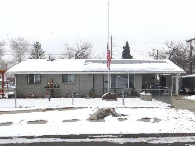 4498 W 4695 S, West Valley City, UT 84120 (#1570613) :: Bustos Real Estate | Keller Williams Utah Realtors