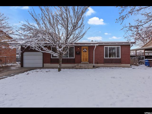 649 E Ivy Dr, Midvale, UT 84047 (#1570621) :: Red Sign Team