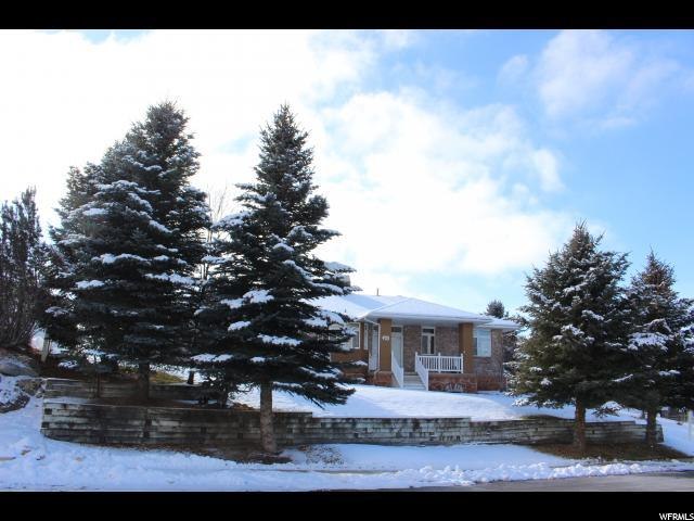 470 E Ridge Dr, Heber City, UT 84032 (#1570639) :: Keller Williams Legacy
