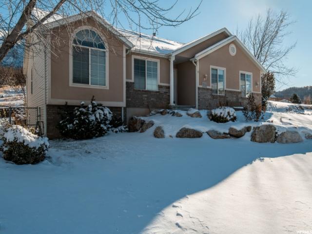 7924 S 2450 E, South Weber, UT 84405 (#1570640) :: Powerhouse Team   Premier Real Estate