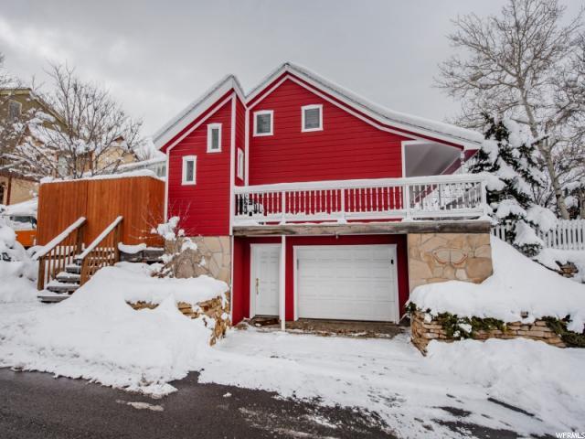 9 S Prospect Ave, Park City, UT 84060 (#1570650) :: Powerhouse Team | Premier Real Estate