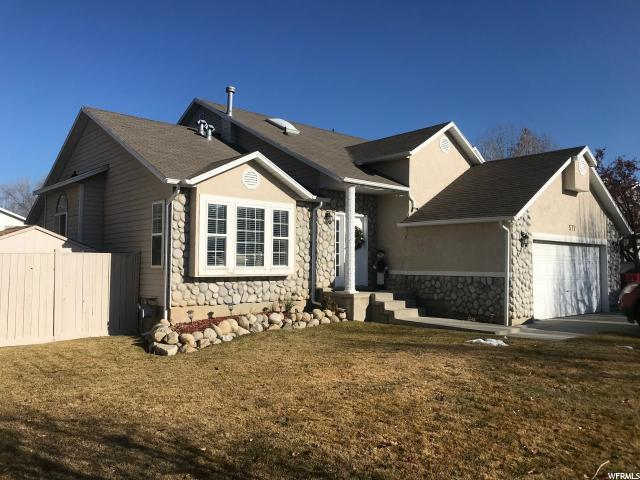 577 E Cherry Plum Ct S, Sandy, UT 84070 (#1570671) :: Eccles Group