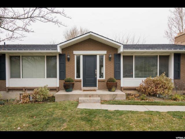 1115 E Hidden Valley Dr, Sandy, UT 84094 (#1570679) :: Powerhouse Team | Premier Real Estate