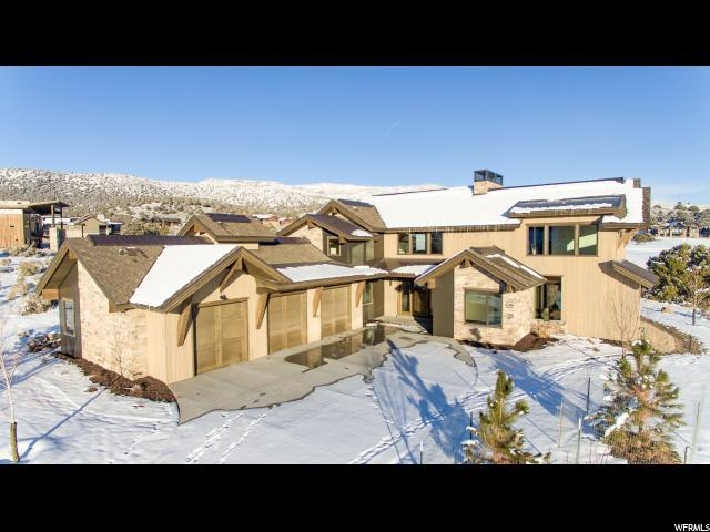 532 N Red Mountain Court (219) #219, Heber City, UT 84032 (#1570683) :: The One Group