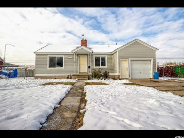 3264 S 3690 W, West Valley City, UT 84120 (#1570698) :: The One Group