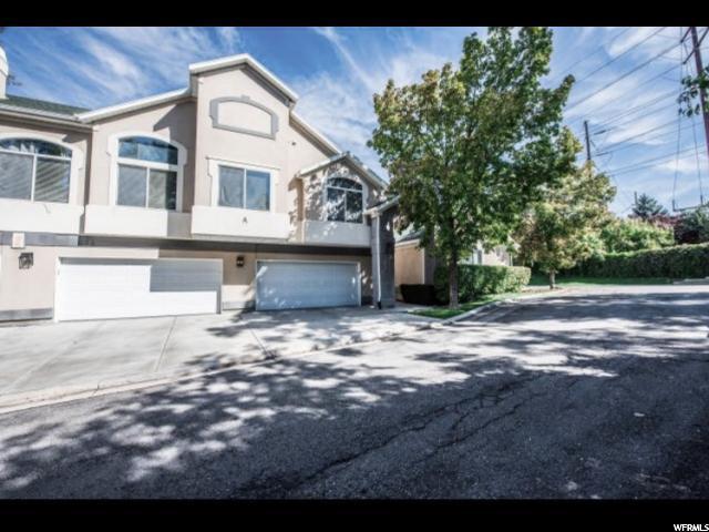 1140 E Parkway Ave S E2, Salt Lake City, UT 84106 (#1570743) :: Colemere Realty Associates