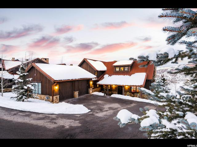 2943 Trading Post, Park City, UT 84098 (MLS #1570777) :: High Country Properties