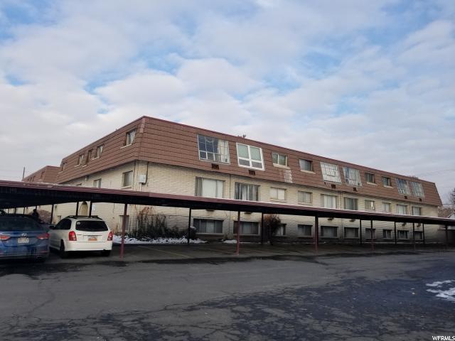 752 S 400 E G 312, Salt Lake City, UT 84111 (#1570801) :: Colemere Realty Associates