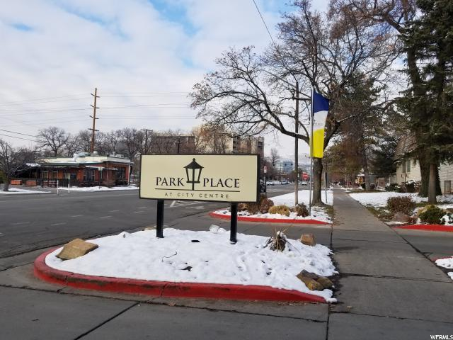752 S 400 E G 103, Salt Lake City, UT 84111 (#1570804) :: Exit Realty Success