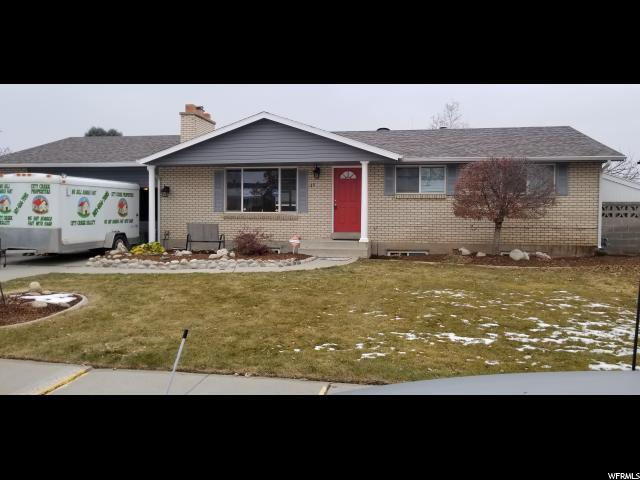3348 W Bluehaven Dr. S, West Valley City, UT 84119 (#1570909) :: The One Group