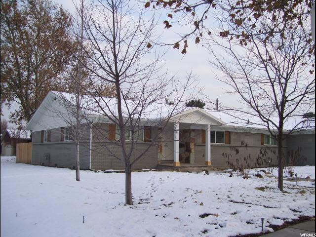 4281 Nielsen Way, West Valley City, UT 84119 (#1570920) :: The One Group