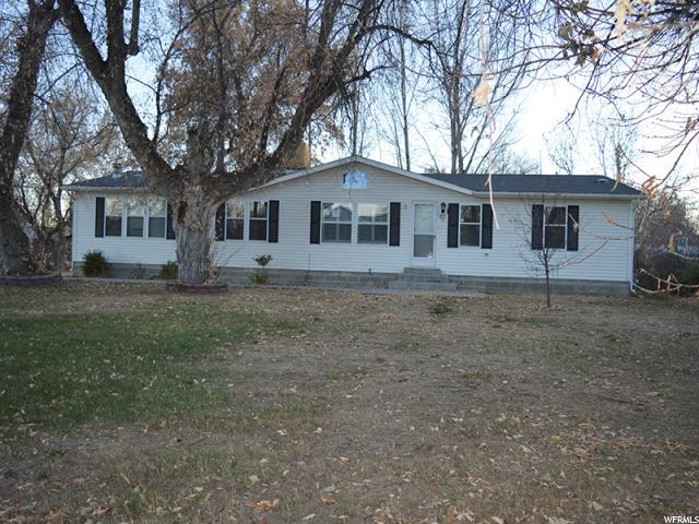 871 W 500 S, Vernal, UT 84078 (#1570931) :: The One Group