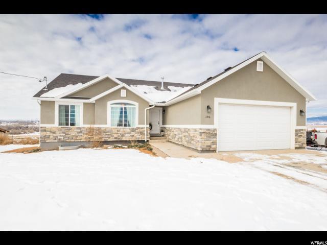 196 S 2850 E, Vernal, UT 84078 (#1570936) :: Bustos Real Estate | Keller Williams Utah Realtors
