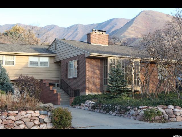 1145 S Oak Hills Way, Salt Lake City, UT 84108 (#1570957) :: Red Sign Team