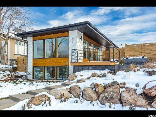 434 N A St E, Salt Lake City, UT 84103 (#1570958) :: Bustos Real Estate | Keller Williams Utah Realtors