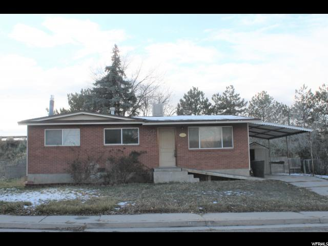 1199 Brook St, Cedar City, UT 84721 (#1570963) :: Big Key Real Estate
