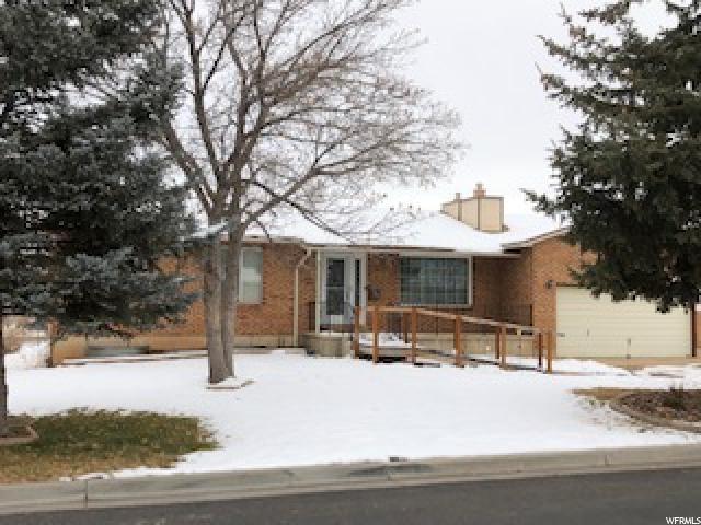 906 N 2050 W, Vernal, UT 84078 (#1570994) :: Bustos Real Estate | Keller Williams Utah Realtors