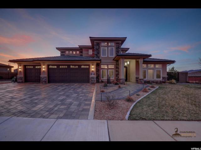 2750 S 4050 Cir W, Hurricane, UT 84737 (#1571005) :: Bustos Real Estate | Keller Williams Utah Realtors