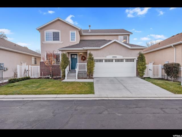 5990 S Heredity Pl W, Taylorsville, UT 84123 (#1571008) :: Colemere Realty Associates
