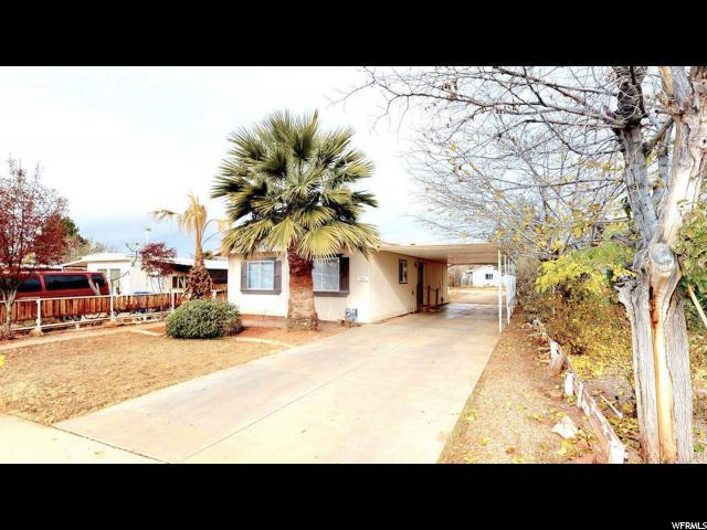 1970 W 1575 N, St. George, UT 84770 (#1571009) :: Colemere Realty Associates