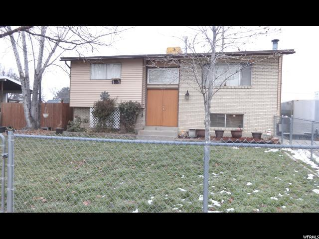 4223 S 2735 W, West Valley City, UT 84119 (#1571011) :: Colemere Realty Associates