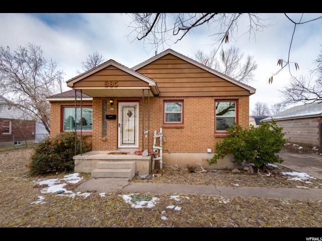 885 Hilltop, Clearfield, UT 84015 (#1571016) :: Red Sign Team