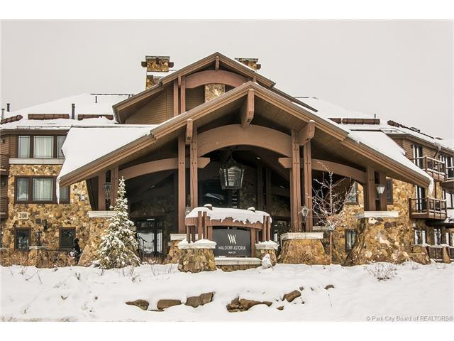 2100 Frostwood Blvd #6173, Park City, UT 84098 (#1571027) :: Keller Williams Legacy