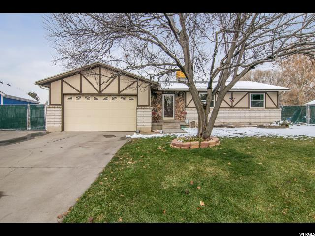 5949 Sandusky Cir S, Murray, UT 84123 (#1571031) :: Red Sign Team