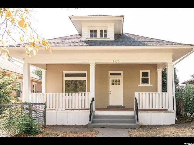 2623 S Quincy Ave E, Ogden, UT 84401 (#1571059) :: Keller Williams Legacy