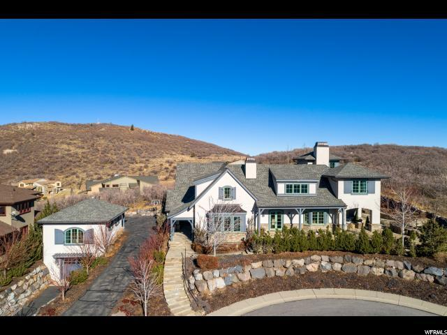1511 Seasons Dr, Park City, UT 84060 (#1571068) :: Keller Williams Legacy