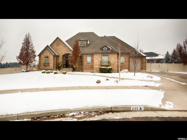 655 E 150 S, Hyde Park, UT 84318 (#1571093) :: Keller Williams Legacy