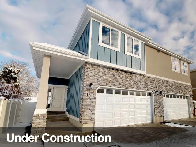 195 E White Spruce Cv S #807, Sandy, UT 84070 (#1571100) :: Bustos Real Estate | Keller Williams Utah Realtors