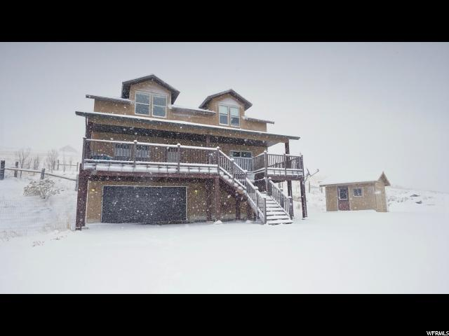 223 E Sage Ln, Wanship, UT 84017 (#1571108) :: Big Key Real Estate